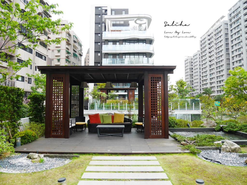 The cafe by想林口空中花園餐廳推薦浪漫餐廳林口IG餐廳景觀咖啡廳 (2)