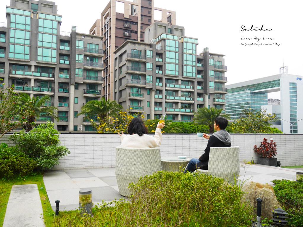 The cafe by想林口空中花園餐廳推薦浪漫餐廳林口IG餐廳景觀咖啡廳 (1)