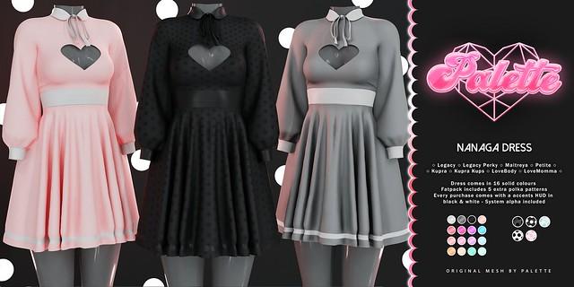 Palette - Nanaga Dress @Planet29