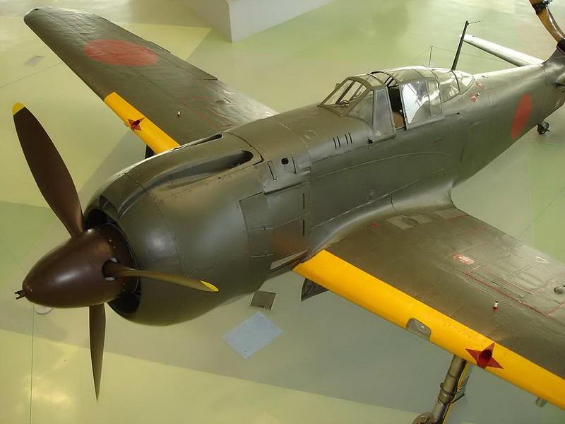 Kawasaki Ki 100 IB