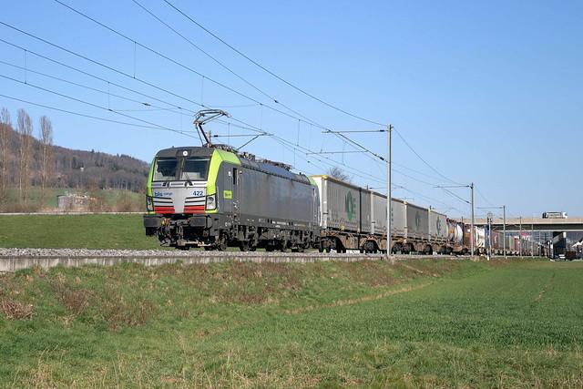 BLS Re 475 422 Itingen
