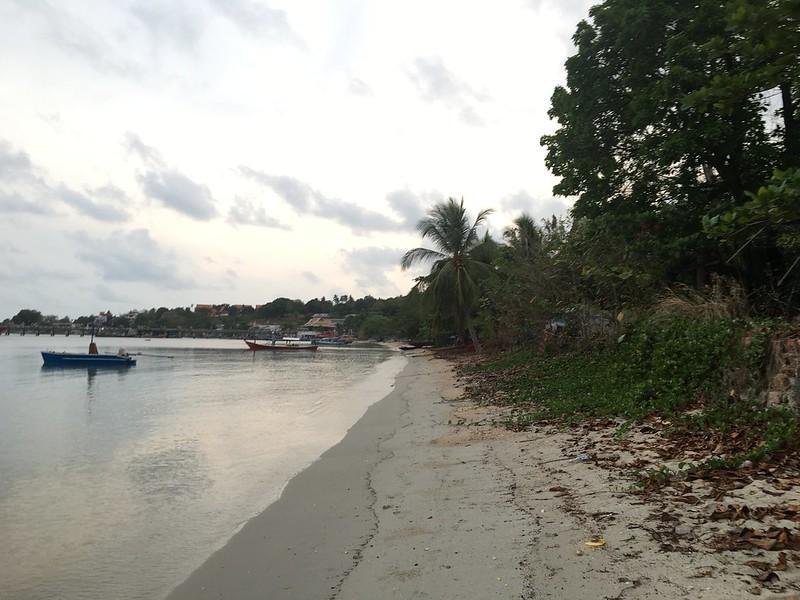 bangrak beach koh samui