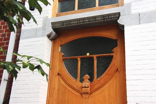 BRUXELLES . Art nouveau / Arch. Camille Damman