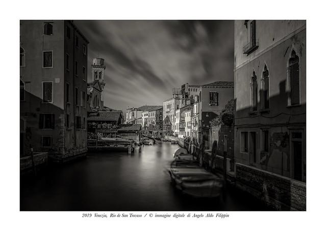 2019 Venezia, Rio de San Trovaso