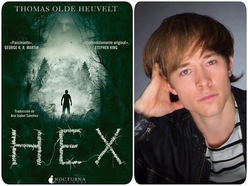 """HEX"" de Thomas Olde Heuvelt"