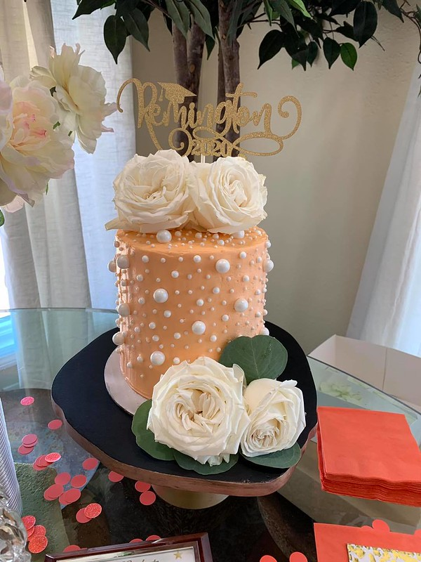 Cake by Heather's Bakery