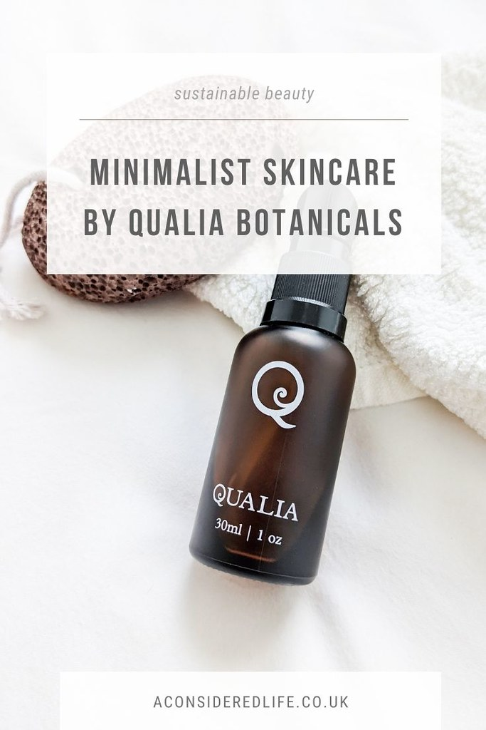 Minimalist and Tailor-Made Skincare with Qualia