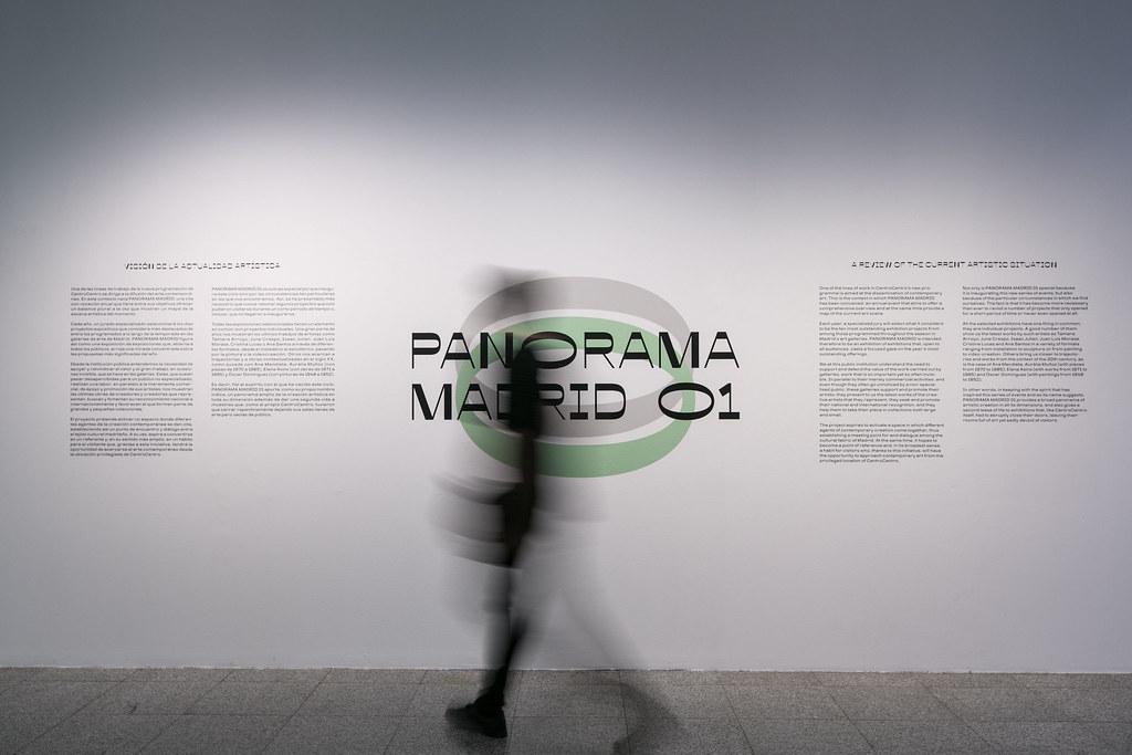 """Exposición """"Panorama Madrid 01"""""""