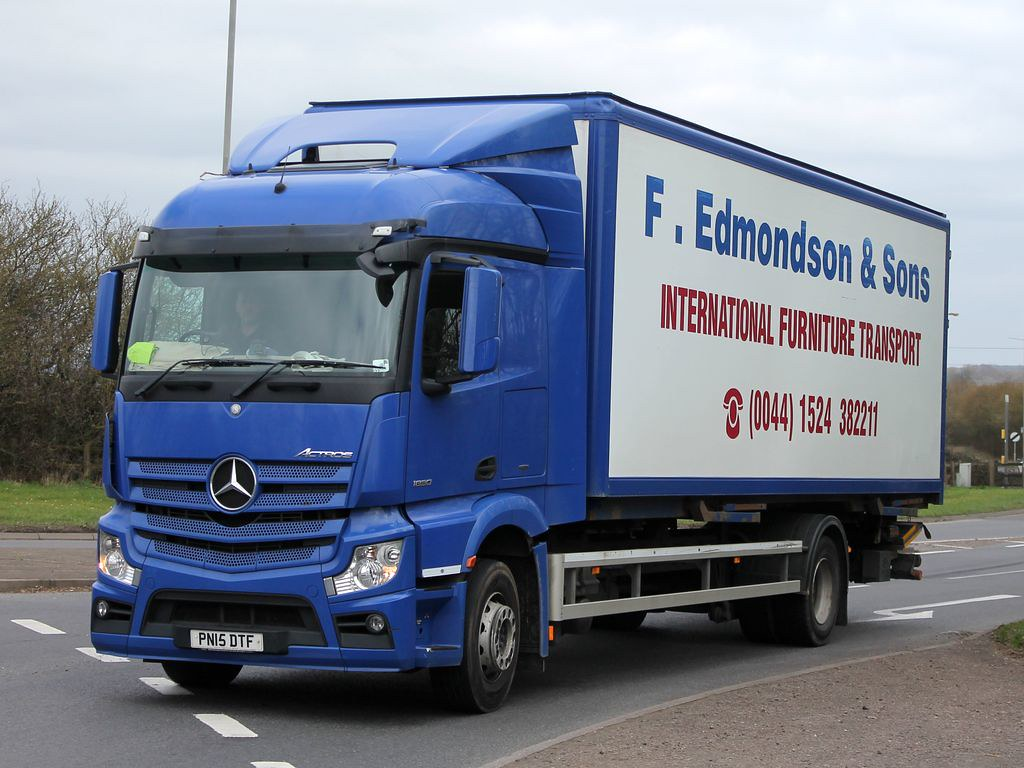 PN15 DTF - F Edmondson