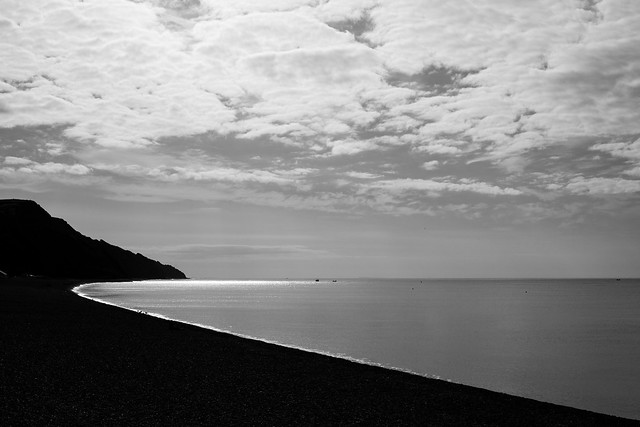 Down by the Sea, Seaton Black & White