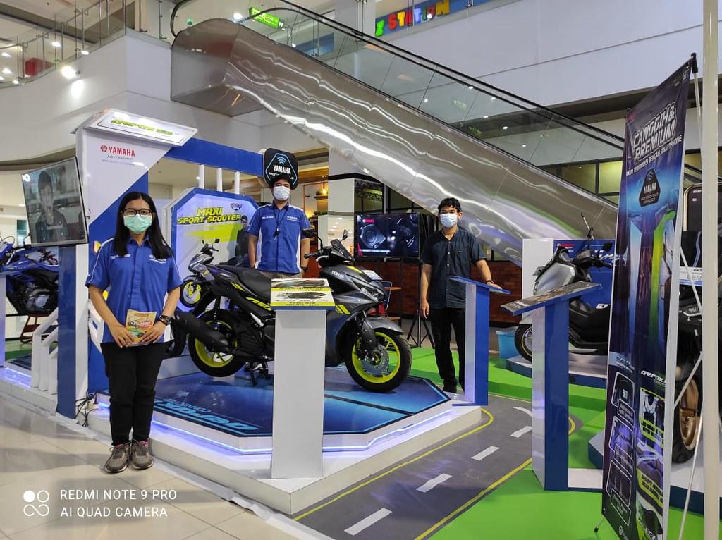 Yamaha Exhibition Education