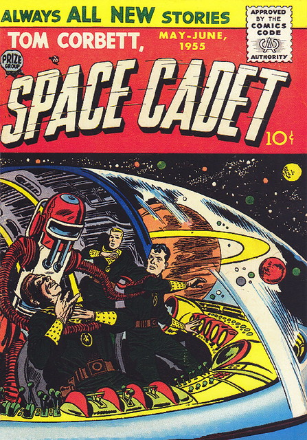 Tom Corbett, Space Cadet #v2#1