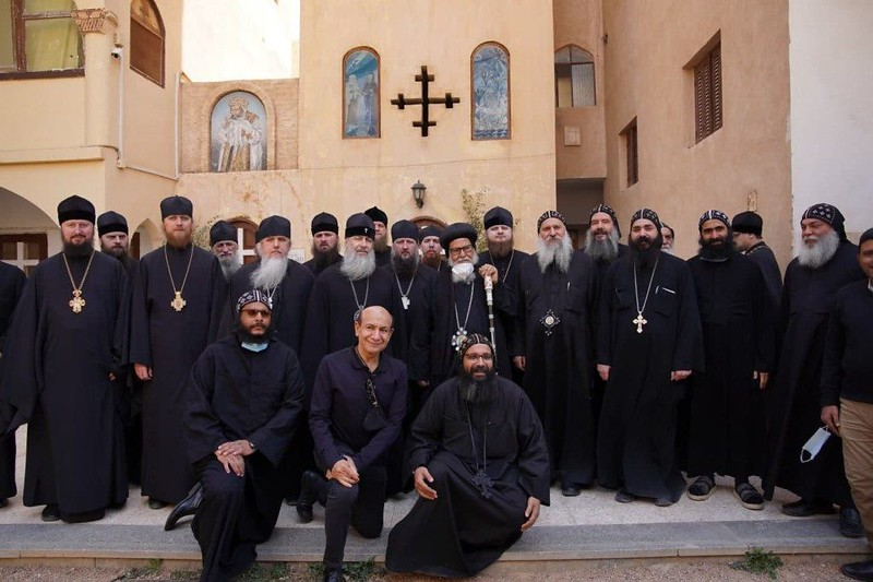 монастир сирийцев4