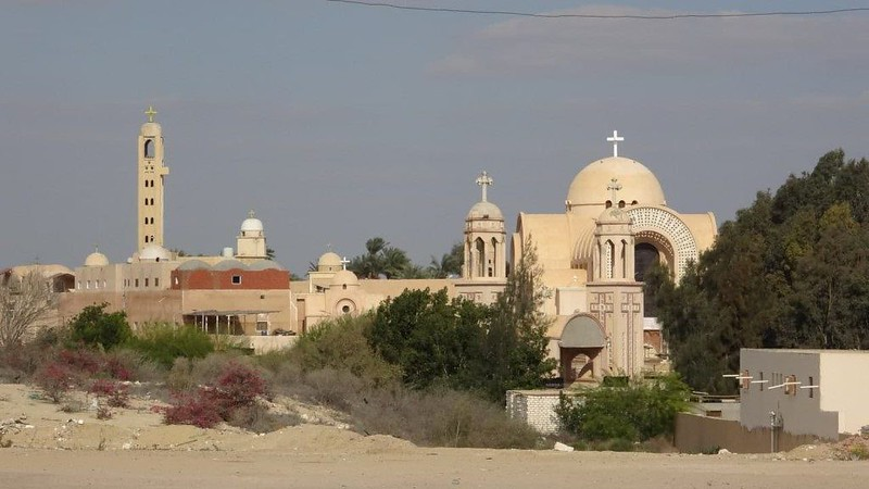 монастир сирийцев