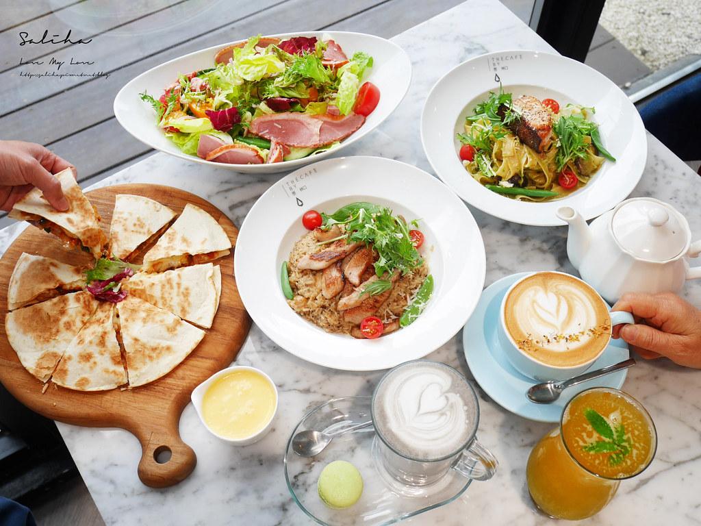 新北餐廳The cafe by想林口聚餐推薦林口美食林口浪漫餐廳情人節餐廳約會