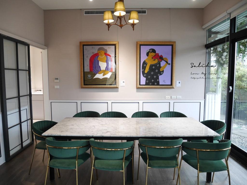 The cafe by想林口好拍餐廳一日遊景點行程推薦藝術風浪漫餐廳空中花園超好拍 (5)