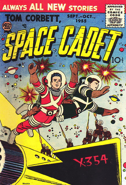 Tom Corbett, Space Cadet #v2#3