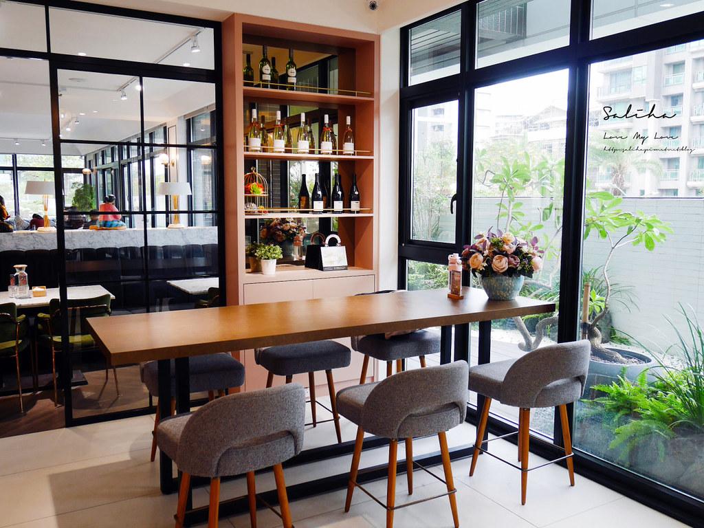 The cafe by想林口好喝咖啡單品咖啡手沖咖啡推薦林口下午茶林口咖啡廳 (3)
