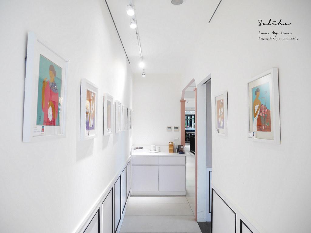 The cafe by想林口好拍餐廳一日遊景點行程推薦藝術風浪漫餐廳空中花園超好拍 (1)