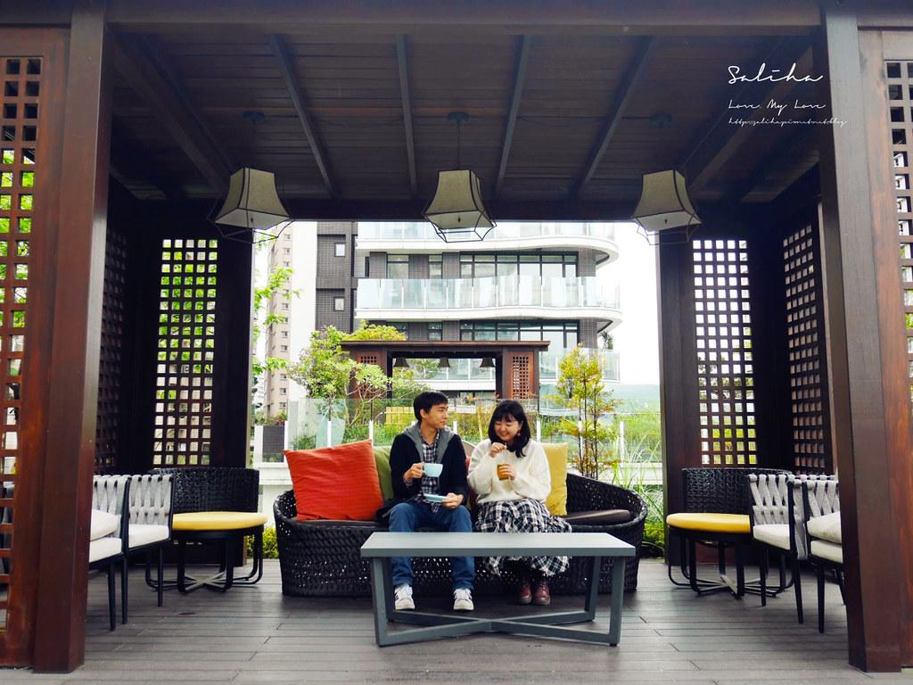 The cafe by想林口IG景點林口一日遊餐廳美食推薦林口咖啡廳
