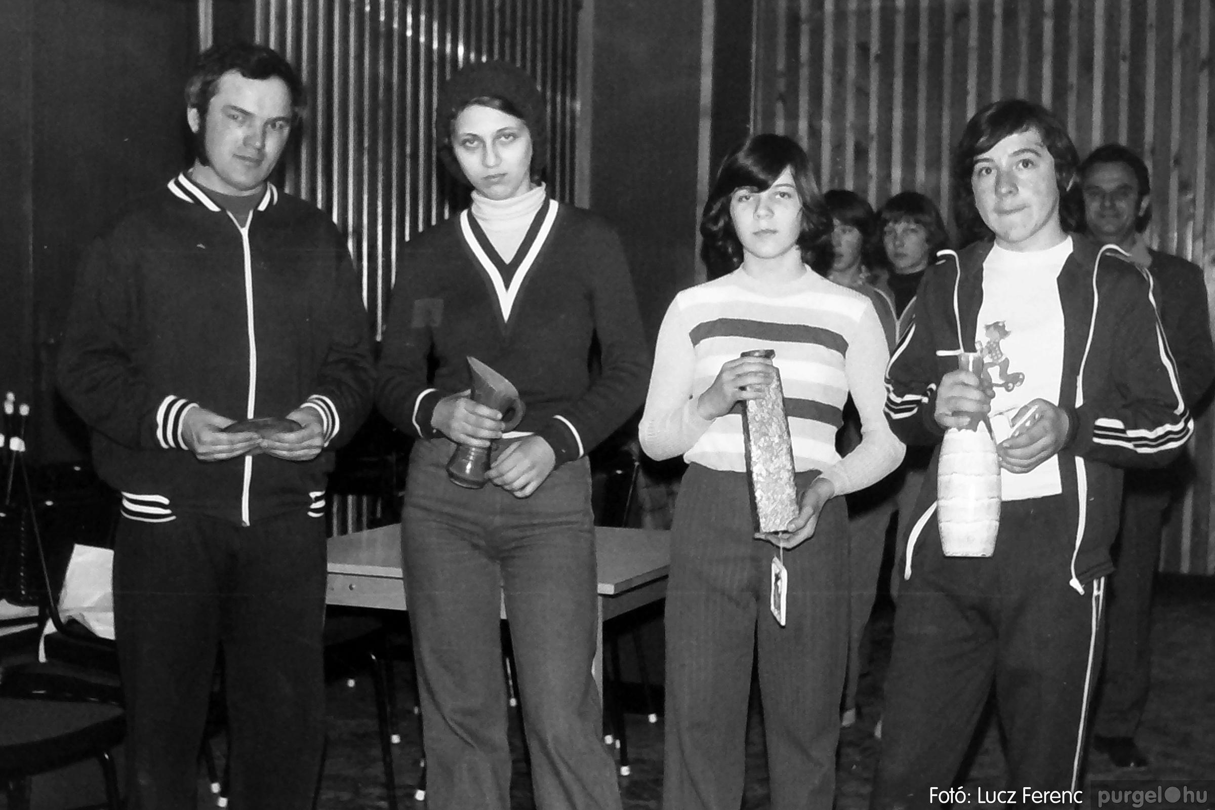 073. 1977. Asztaltenisz verseny 024. - Fotó: Lucz Ferenc.jpg