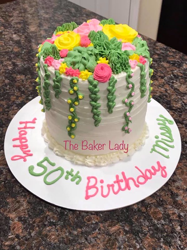 Cake by The Baker Lady