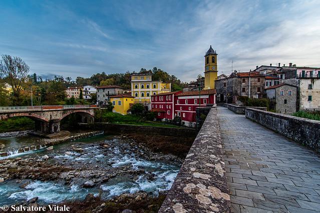 the colors of Lunigiana - Villafranca