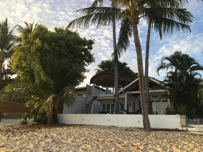バンラックビーチ サムイ島 bangrak beach koh samui