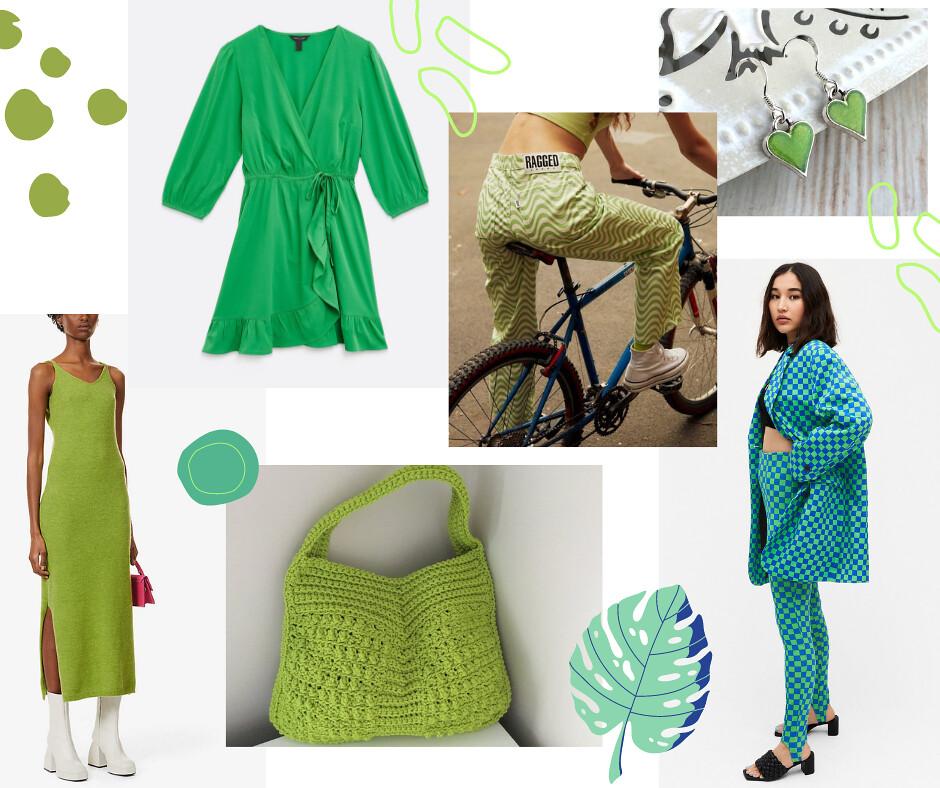 Green Aesthetic Wishlist