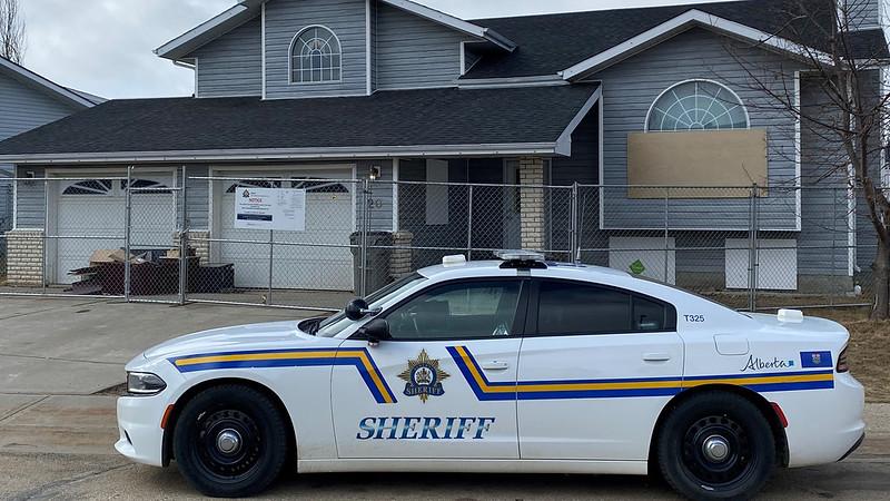 Sheriffs shut down Whitecourt drug house