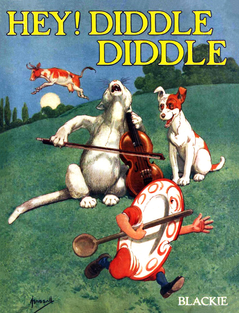 HASSALL, John. Hey! Diddle Diddle