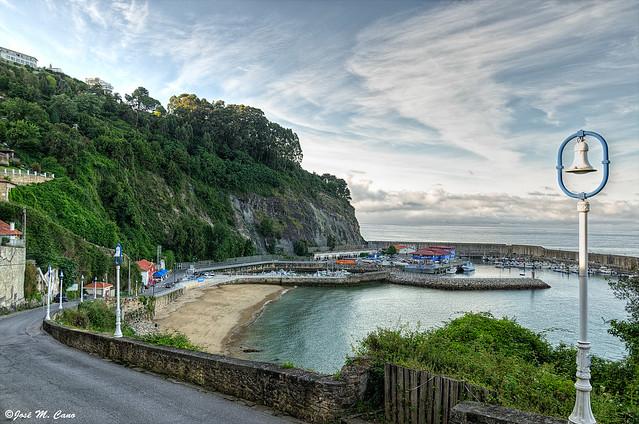 Puerto de Lastres (Asturias)