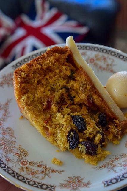 Simnel cake (gâteau de Pâques britannique) 4