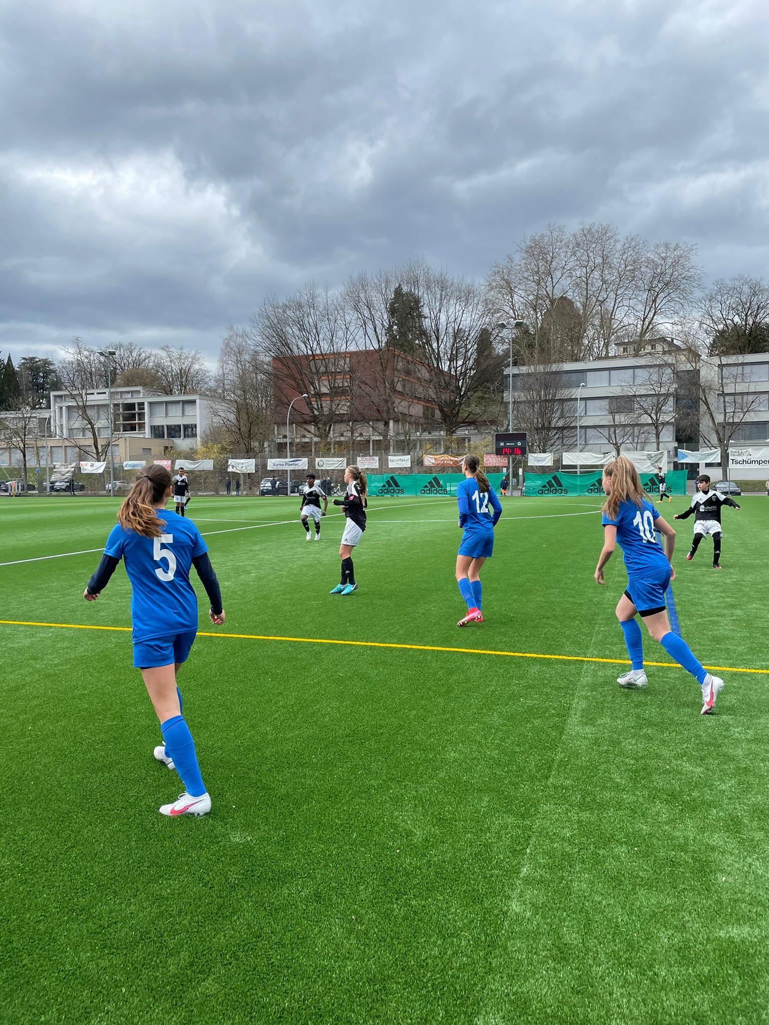 U17: Team OG-Kickers a-FCL