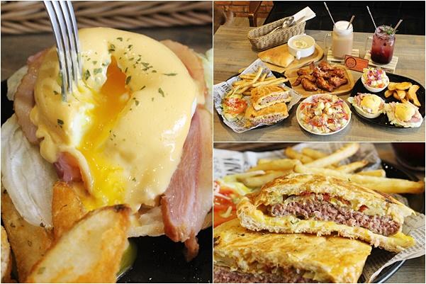 THE BurgeR HousE 美式漢堡餐廳 (1)