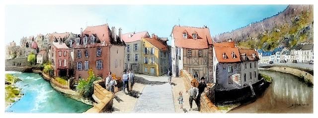Aubusson - Nouvelle Aquitaine - France
