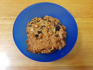 Plantitude Granola Choc Chip Cookies
