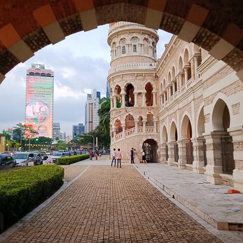 K.L. old building