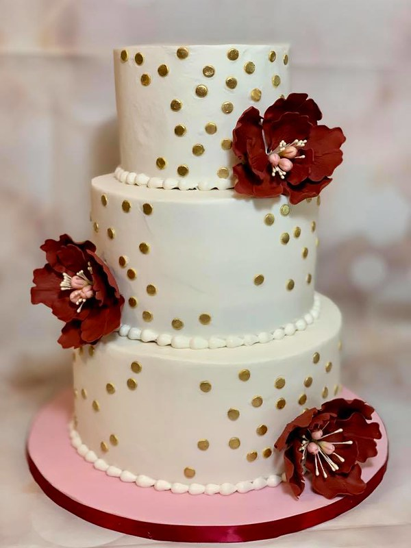 Cake by Janet's Sweet Confections