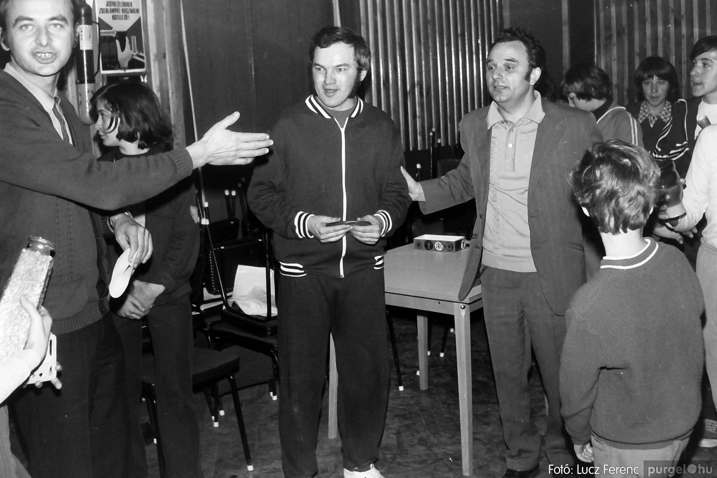 073. 1977. Asztaltenisz verseny 023. - Fotó: Lucz Ferenc.jpg