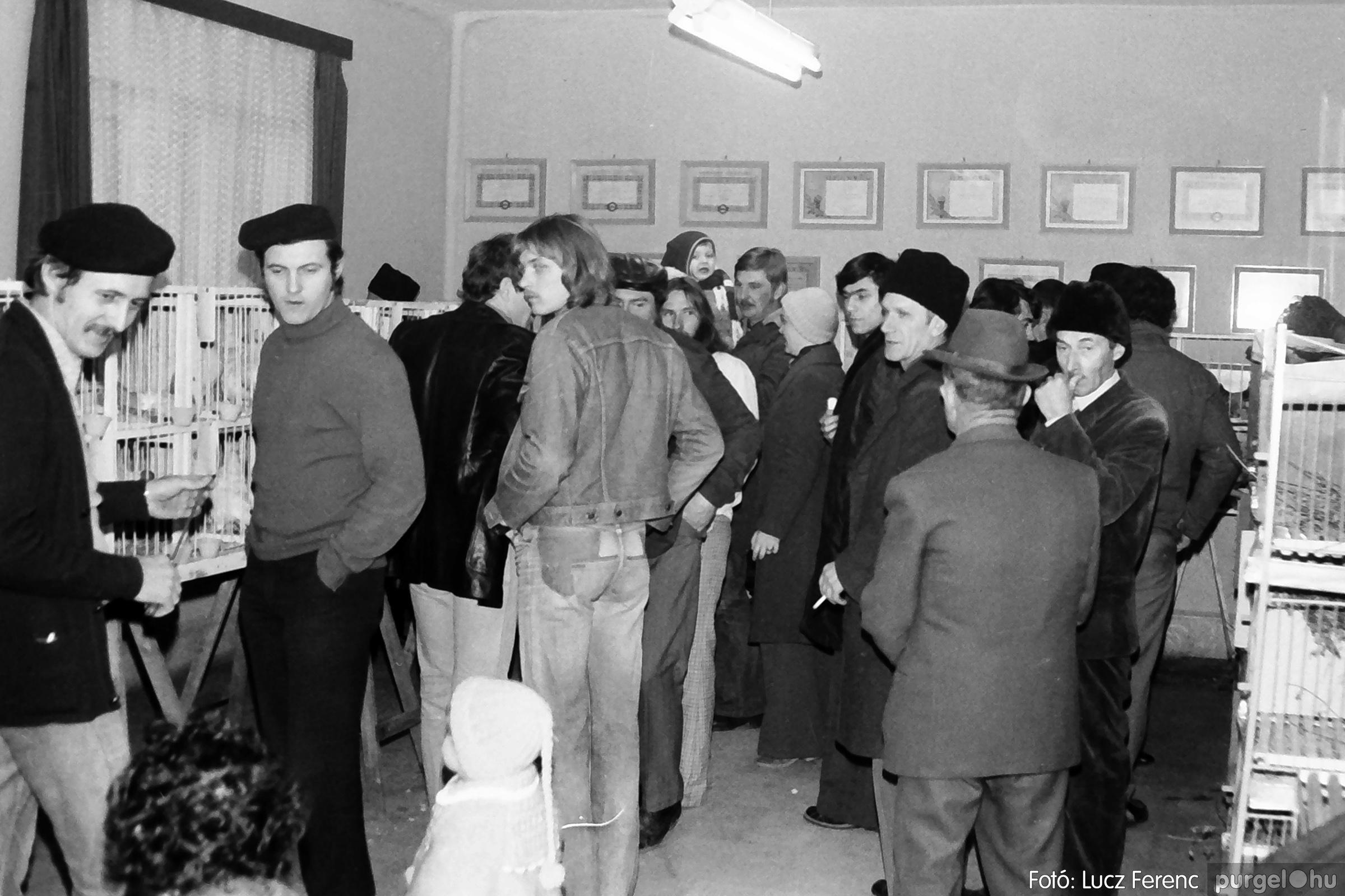 074. 1977. Kisállat kiállítás 001. - Fotó: Lucz Ferenc.jpg
