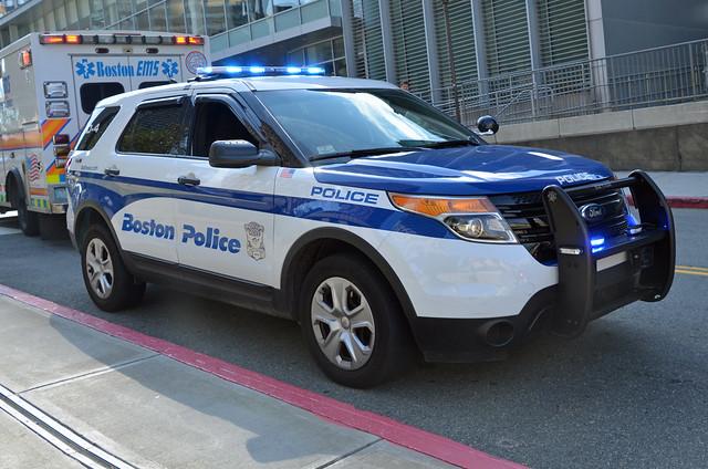 Boston Police 5534