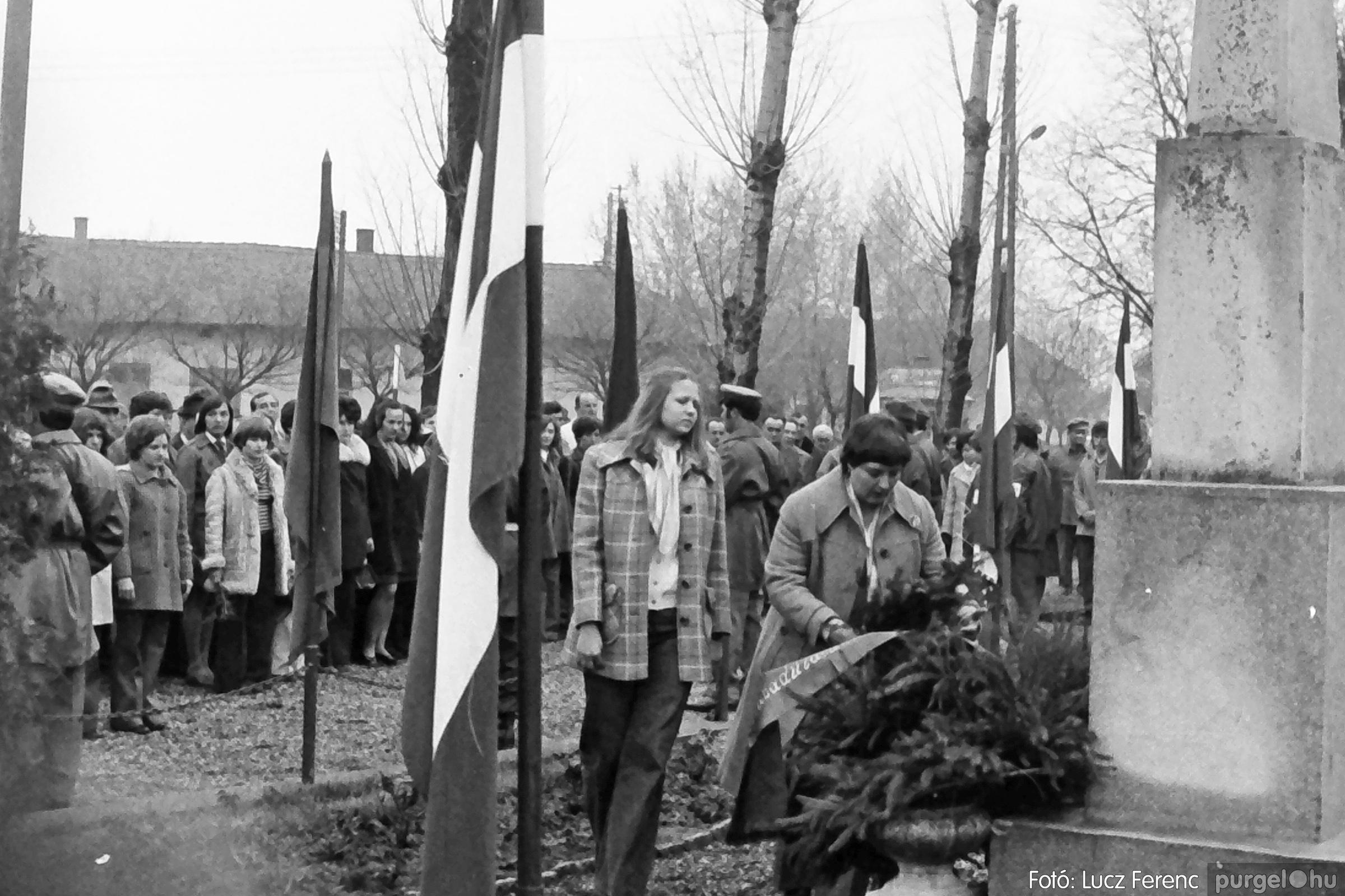 078. 1977.04.04. Április 4-i ünnepség 015. - Fotó: Lucz Ferenc.jpg