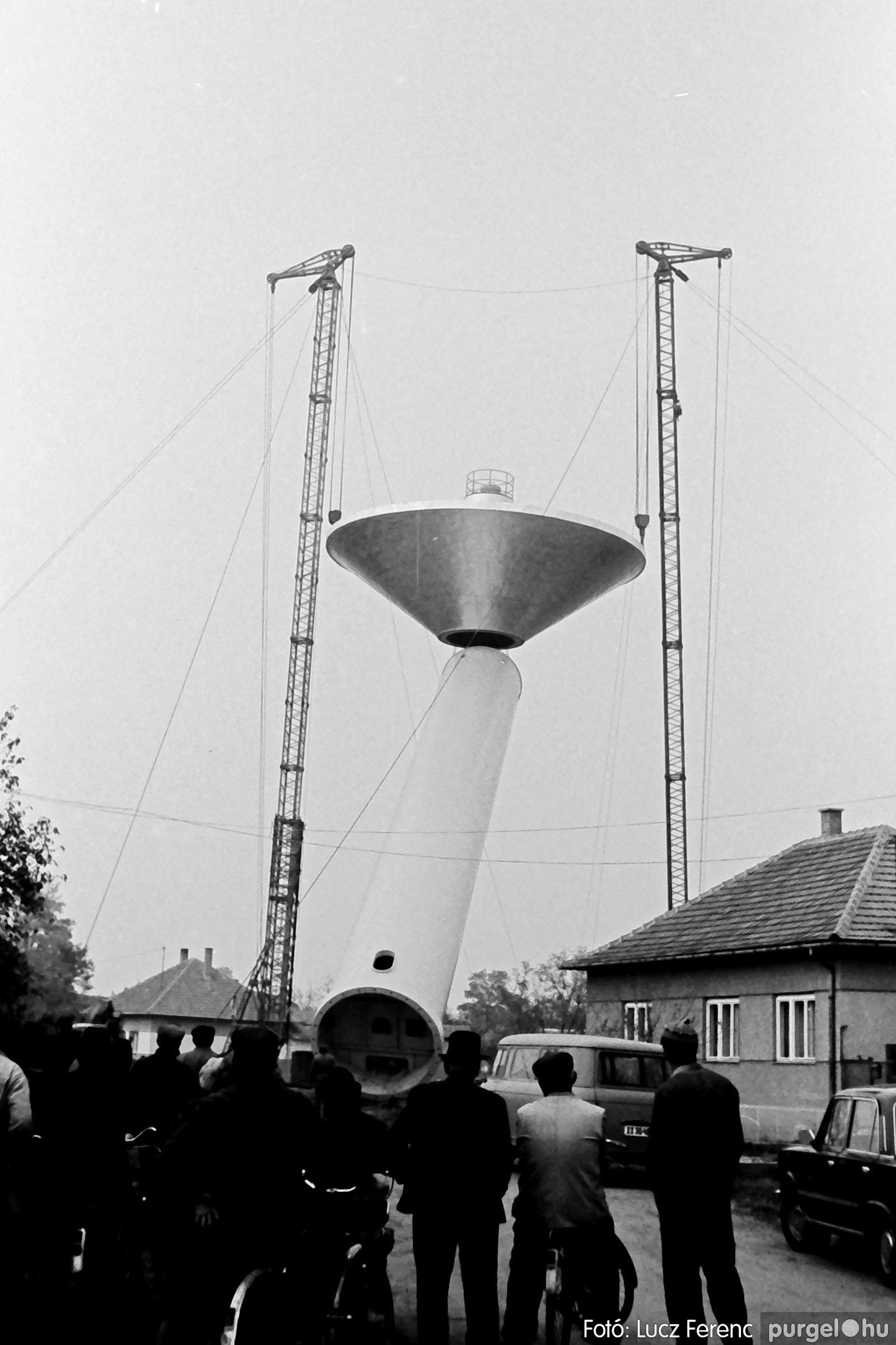 122A. 1978. Épül a víztorony 024. - Fotó: Lucz Ferenc.jpg