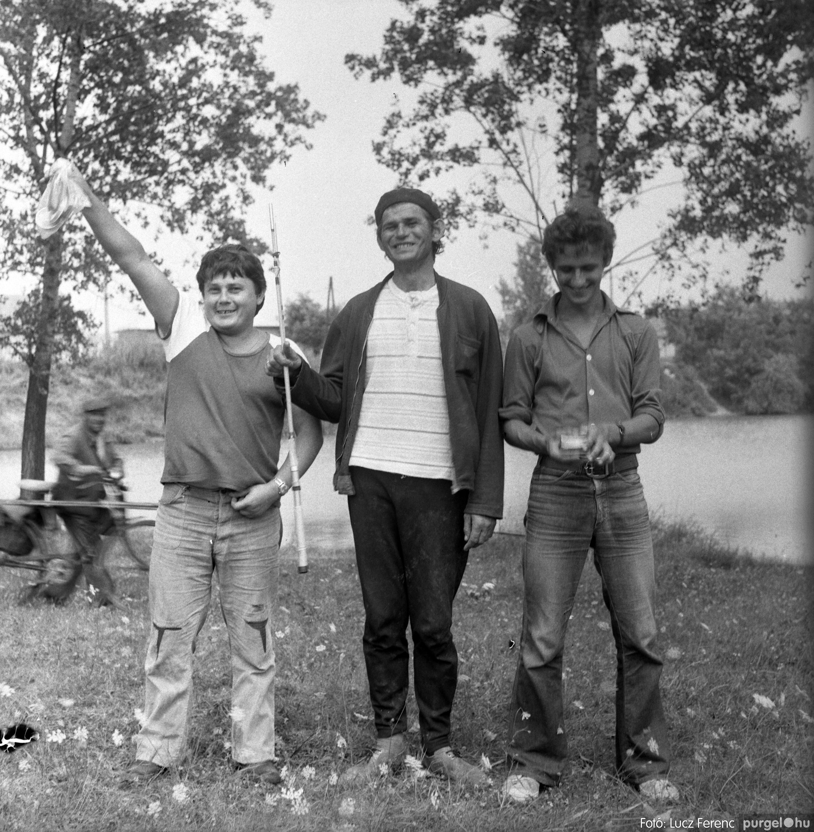 078. 1978. Horgászverseny 001. - Fotó: Lucz Ferenc.jpg