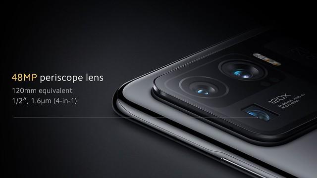 Itt a kínai nagyágyú, a Xiaomi Mi 11 Ultra!