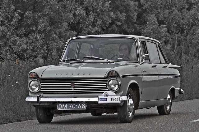 Hillman Super Minx 1965 (4075)