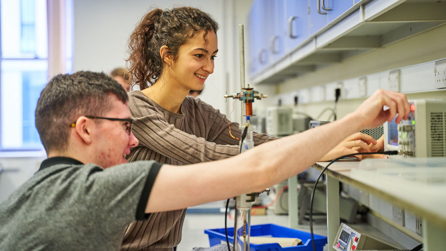 Gain work experience at the University of Bath