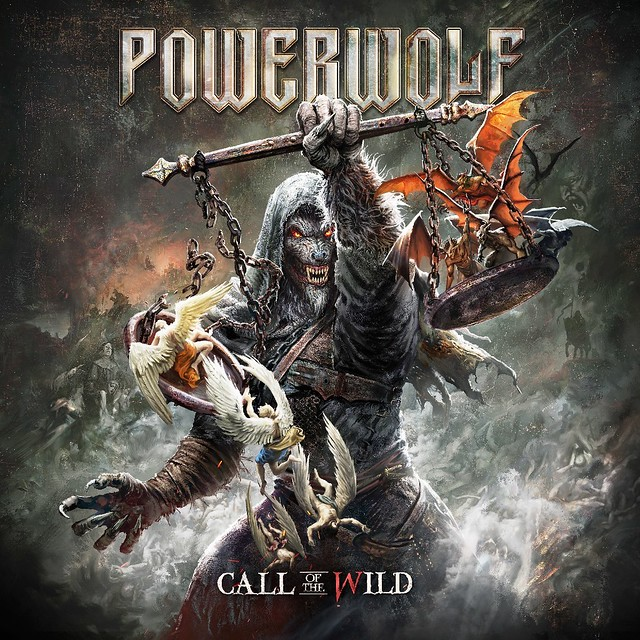 Powerwolf Release Cinematic Video 'Dancing With The Dead'