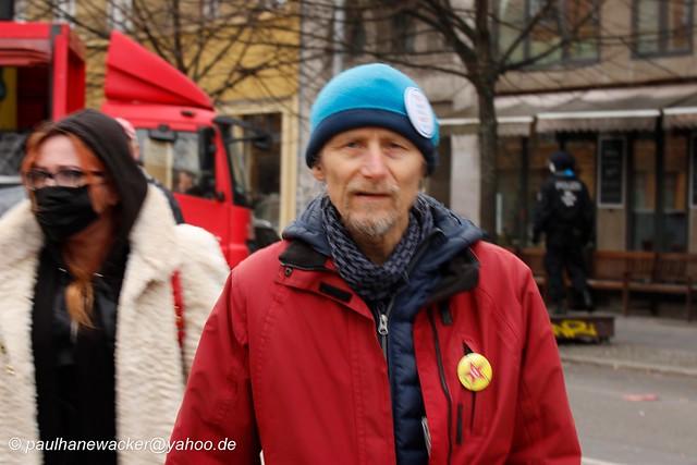 28.03.2021 Freedom Parade und Querdenken30 in Berlin 0730